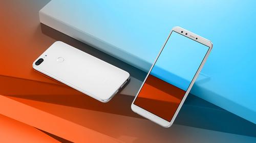 """Original HuaWei Honor 9 Lite 4G LTE Mobile Phone Kirin 659 Android 8.0 5.65"""" Full Screen 4GB RAM 64GB ROM 4 Camera Fingerprint"""