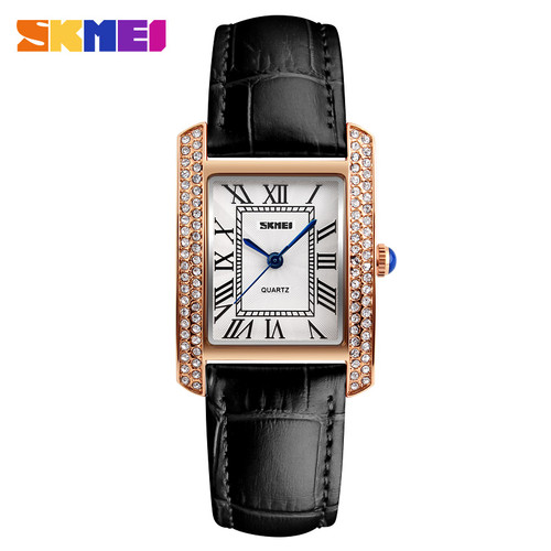 SKMEI New Fashion Simple Style Women Bracelet Watch Casual Quartz watch Woman Ladies Watches Clock Female Dress Relogio Feminino
