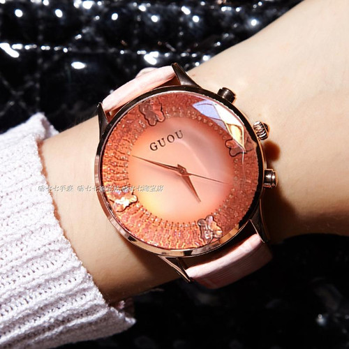 Summer New Arrival Women Watches Fashion Lady Luxury Wristwatches Genuine Leather Watch Women Bracelet Watches Wristwatch