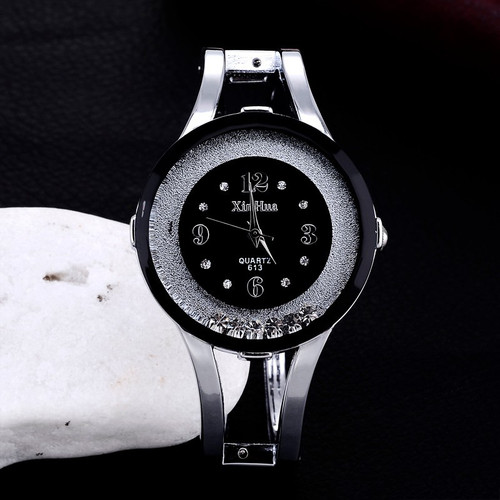 Luxury Rhinestone Bracelet Watch Women Watches Full Steel Women's Watches Ladies Wrist Watch Clock relogio feminino reloj mujer