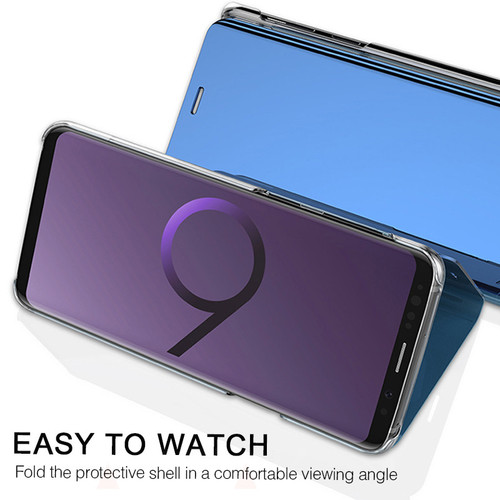Luxury Flip Stand Smart View Phone Case For Samsung Galaxy S8 S7 S9 Plus Phone Cover For Samsung S9 S7 Edge Note 8 S8 Plus Case
