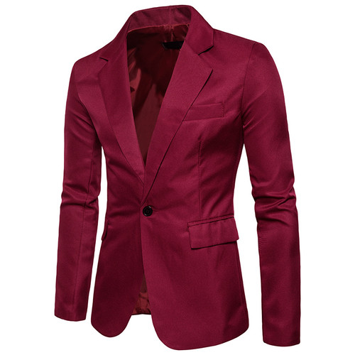 2017 New Men's Blazer suit jacket Thin Casual Men Blazer Cotton Slim England Suit Blaser Masculino Male Jacket Blazer Men