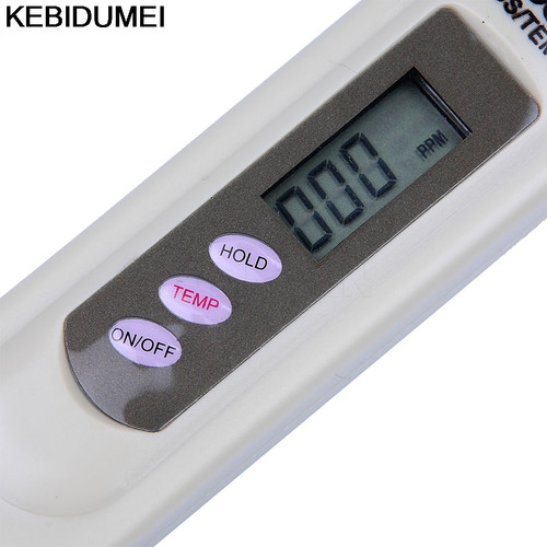 Hot Digital  TDS Tester HM TDS0-999 Portable Pen TDS Meter Filter Measuring Water Quality Purity LCD Display