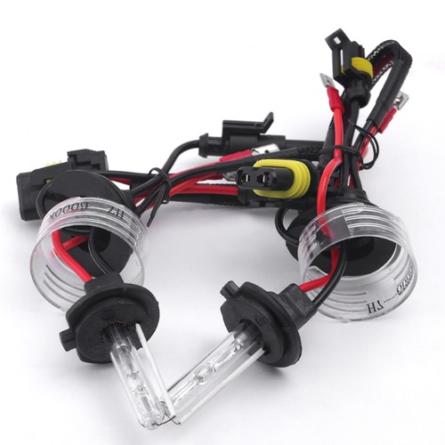 HID Xenon Bulb H7 35W 55W 12V Auto Car Headlight H1 H3 H4 H11 9005 9006 HB3 HB4 Conversion kit 4300K  6000K 8000K Fog lamp