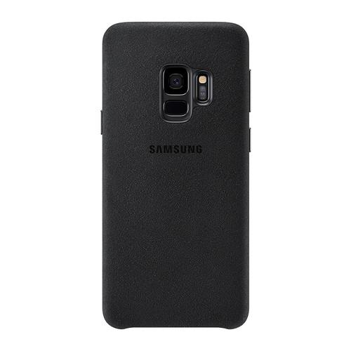 100% GENUINE Original Samsung G960 G965 Galaxy S9 S9 Plus S9+ ALCANTARA Cover Anti-knock Back Case luxury