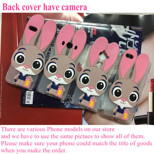 Silicone Case for Cubot Note S 3D Minnie Hello kitty Pig Owl Sulley Stitch Back Cases Cover for Cubot Note S
