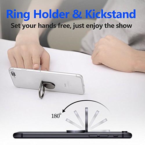 Hot Sell Magic Finger Ring Holder 360 Degree Rotating Bracket Stand For Cell Phone Universal