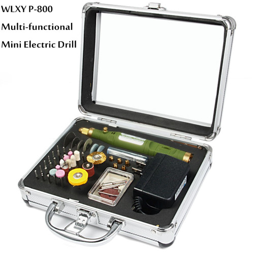 WLXY 80 in 1 Mini Electric Rotary Drill Grinder With Grinding Accessories Set Multifunction Engraving Machine Electric Tool kit