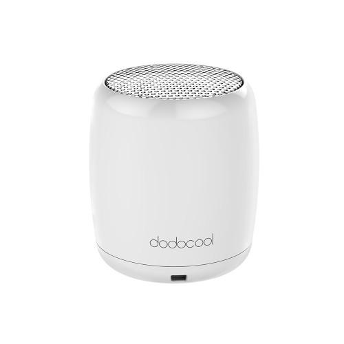 dodocool Mini Portable Speaker Rechargeable Bluetooth Speaker with Mic Wireless Speaker Music Selfie Remote Shutter Control