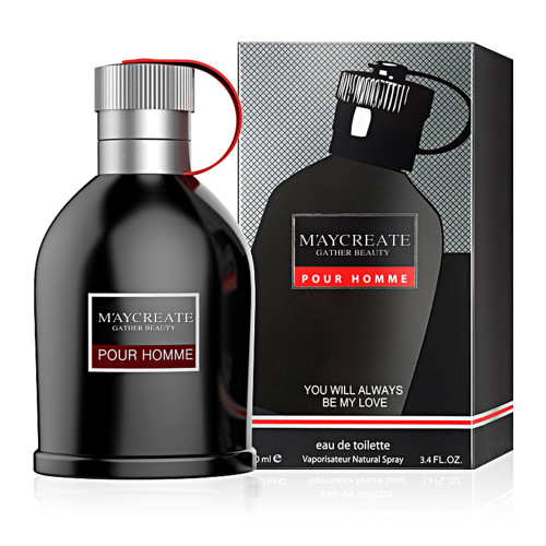 MayCreate Original 100ml Portable Perfume Fro Men Classic Spray Long Lasting Perfumes Fragrance Men's Male Cologne Parfum Eau De