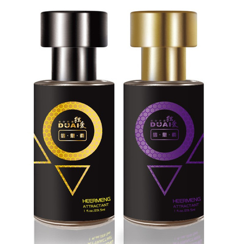 2pcs Sex Perfume for Men Seduce Aphrodisiac Male Spray Oil and Pheromone Flirt L Perfume Men Attract Girl fragrance Spray