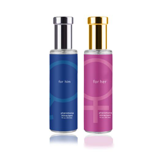 30ml perfumes and fragrances for Woman Seduce Aphrodisiac Spray Oil and Pheromone Flirt V Perfume Men Attracted Boy