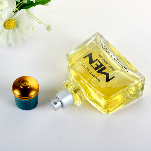 100ML High capacity Men Perfume Bottle Long Lasting Fragrance Spray Men's Cologne Perfume Parfum Eau De Cologne Deodorant