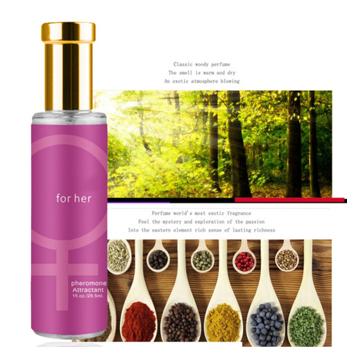 Pheromone Flirt Perfume for Women Men Body Spray Oil with Pheromones Male Spray Attract Girl Body Antiperspirants