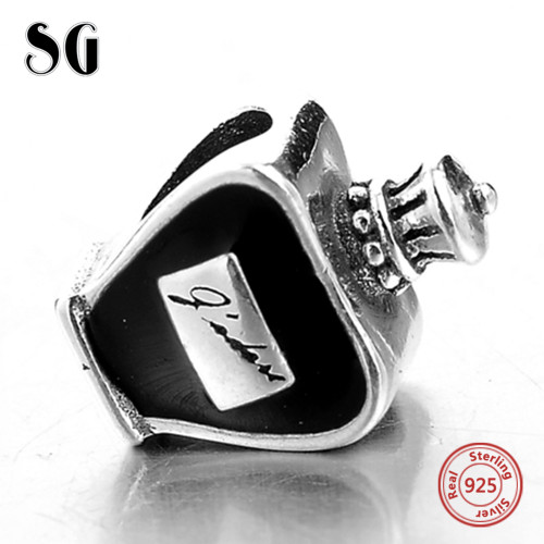 Fit Authentic Charm Pandora Bracelet Silver 925 Original Perfume Bottle Charms Beads for Women Jewelry Sterling silver Berloque