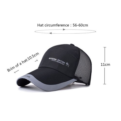 LNRRABC Hot Sale Men's Baseball caps Multicolor Breathable Casual Adjustable Letter Sports Mountaineering Cap For Women Men