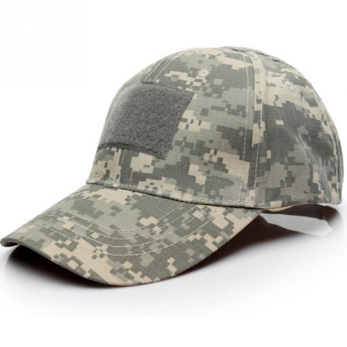 6 Patterns for Choice Snapback Camouflage Tactical Hat Patch Army Tactical Baseball Cap Unisex ACU CP Desert Camo Hats For Men