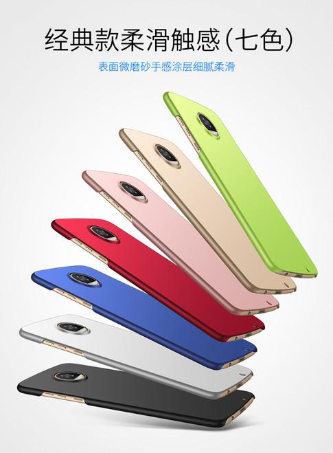 IMI Phone case For Motorola Moto Z2 Play Hard PC Slim Coque Matte Skin Protective Back cover cases for Moto Z2 Play full cover