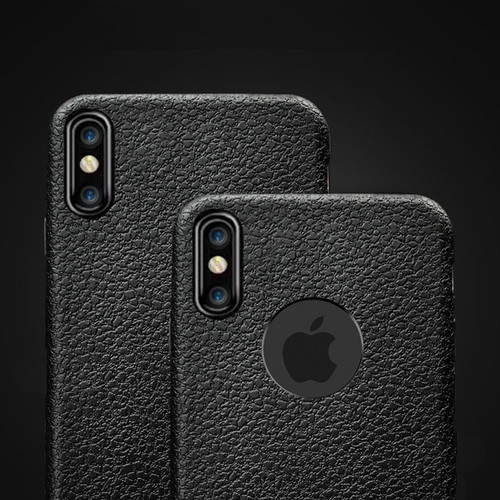 for iPhone X Case 7 Plus 5 5s 6 6s Luxury Silicone Cover Back Cases for iPhone X 7 SE 5S 6 Plus Phone Shell Bags Carcasas