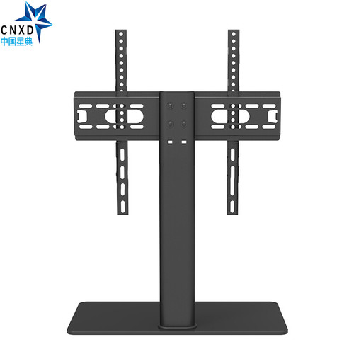 """Universal TV Table Monitor Base Stand Stable and Safety TV Floor Stand for Plasma LED LCD TV 32"""" to 55"""" up to 88lbs"""