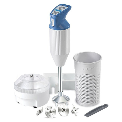 Big Boss B115 160-Watt Portable Hand Blender (White)