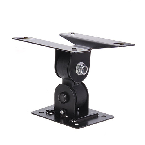 Durable Swivel 14 to 24 Flat Panel TV Monitor LCD Wall Mount Bracket Adjustable Angle New Arrival
