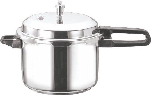 Vinod Stainless steel Sandwich Bottom Pressure Cooker 2 Ltr. (TCSB 2)