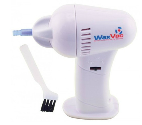 Ear Care Health Vac Vacuum Ear Cleaner Machine Electronic Cleaning Ear Wax Remove Removes Earpick