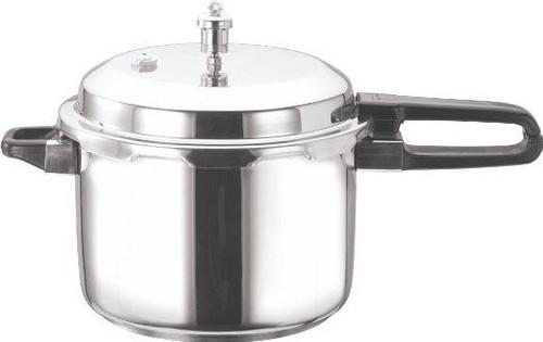 Vinod Stainless steel Sandwich Bottom Pressure Cooker 5 Ltr. (TCSB 5)