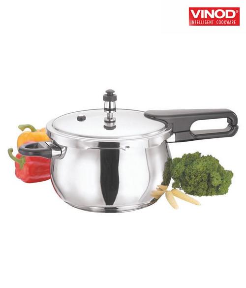 Vinod Splendid Plus Pressure Cooker (Handi) 2.5 Ltr