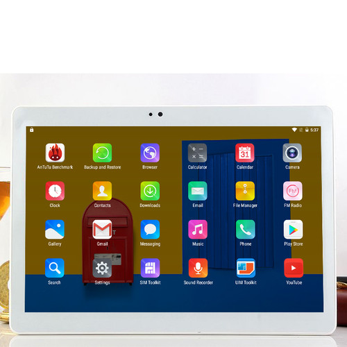 tablet pc android 7.0 10.1 inch 3G 4G Lte Phablet  Octa Core 4GB Ram 64GB Rom Dual SIM Card Smart Tablets 1920x1200 IPS FHD