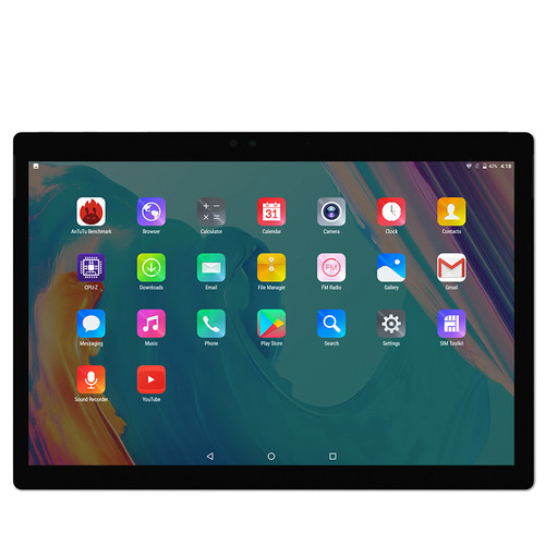 Free Shipping 10.1 inch Tablet PC 10 Core 4G LTE Tablets Android 7.0 RAM 4GB ROM 64GB Dual SIM Bluetooth GPS Tablets Deca Core