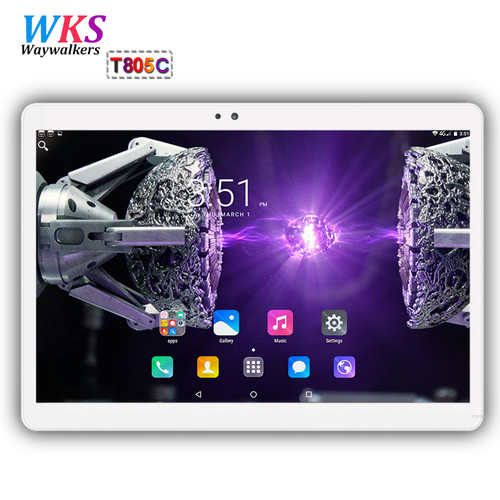 10 inch tablet PC Octa Core Android 7.0 4GB RAM 64GB ROM 8 Core Dual SIM Card GPS Bluetooth Call phone Gifts