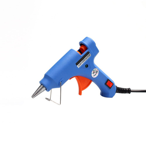 2017 New 20W Craft Electric Tool Heating Hot Melt Glue Gun with 20pcs (EU) Free Shipping PTSP