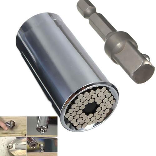 Universal Gator Socket Grip Multi-Function A Hand Tool Set Repair Kit Screwdriver Wrench Adapter Multitool Car Hand Tools
