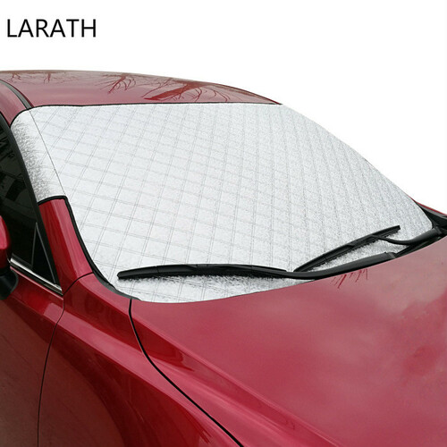 Big Size Car-covers High Quality Car Window Sunshade Auto Window Sunshade Cover Sun Reflective Shade Windshield for SUV Ordinary