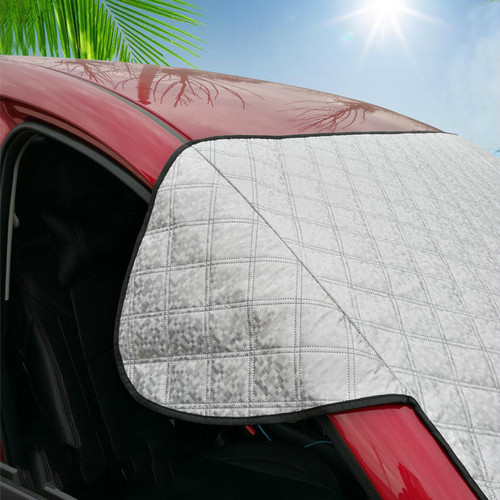 Big Size Car-covers High Quality Car Window Sunshade Auto Window Sunshade Cover Sun Reflective Shade Windshield for SUV Ordinary