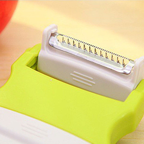New Arrival Practical Vegetable Potato Carrot Fruit Twister Cutter Slicer Peeler Kitchen Tool