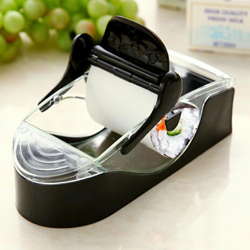 Magic Rice Roll Easy Sushi Maker Cutter Roller DIY Kitchen Perfect Magic Onigiri Sushi Tools Roller