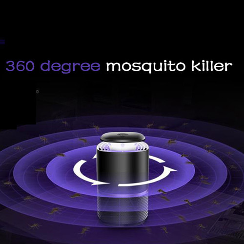 Electronic Mosquito Killer Mosquito Trap Eco-friendly Mata Mosquitos Insect Inhaler Lamp Pest Control Pest Reject Racket Trap