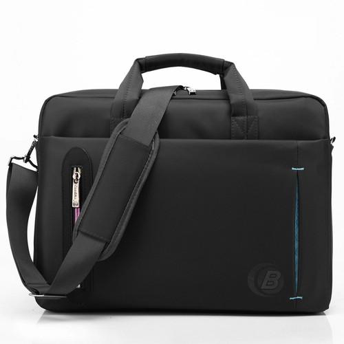 2017 Brand 17.3 15.6 inch Laptop Bag 17 15 Notebook Computer Bag Waterproof Messenger Shoulder Bag Men Women Briefcase Business