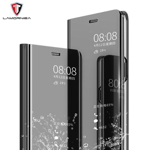 Mirror Case For Xiaomi Mi Mix 2 Luxury Flip Stand Cover For RedMi 5 Plus/Note 5A /Mi 5X A1/Mi Note 3/RedMi 4X/RedMi Note 4X 5 5C