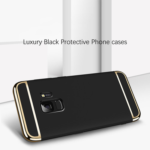 Case for Samsung Galaxy S9 Cover Luxury Mofi Hard Protective 3 in 1 Armor Back S9Plus Case for Samsung Galaxy S9 Plus Case Cover