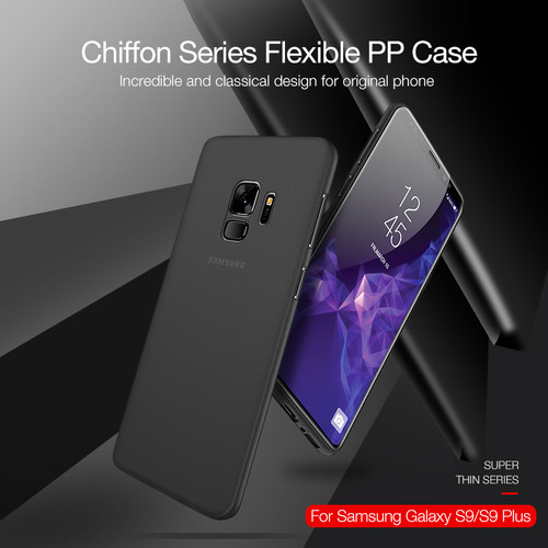 CAFELE Original case For Samsung Galaxy S9 plus case Micro Scrub Flexible Fashion Ultra thin PP cover for Samsung Galaxy S9
