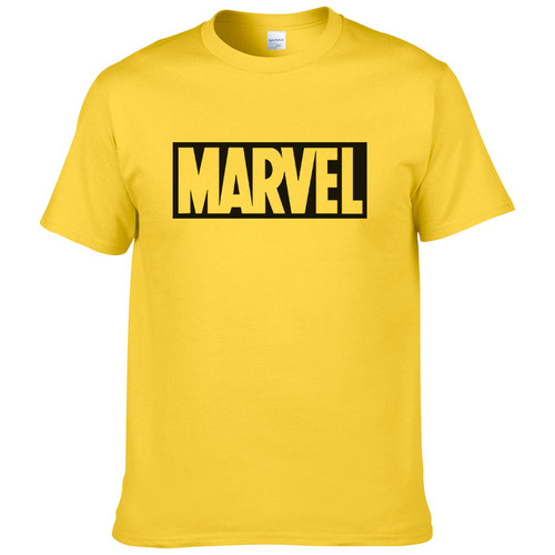 2017 Summer Marvel t Shirt men tops tees Top quality cotton short sleeves Casual man tshirt marvel T-shirt men #173