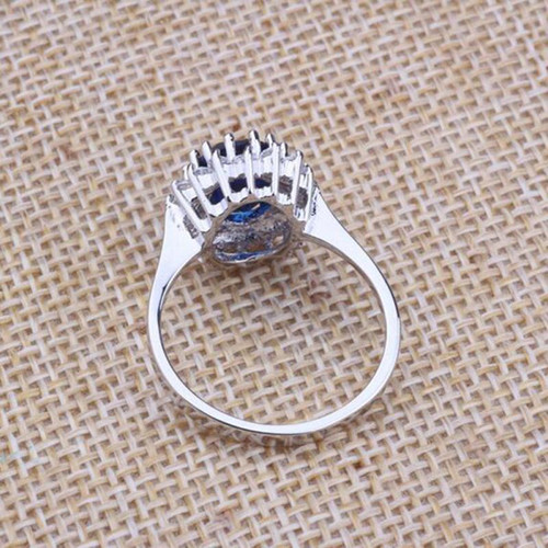 2020Jewelry Plant Jewelry Rings Anillos New Arrival British Royal Princess Kate Engagement Ring Diana Prince William