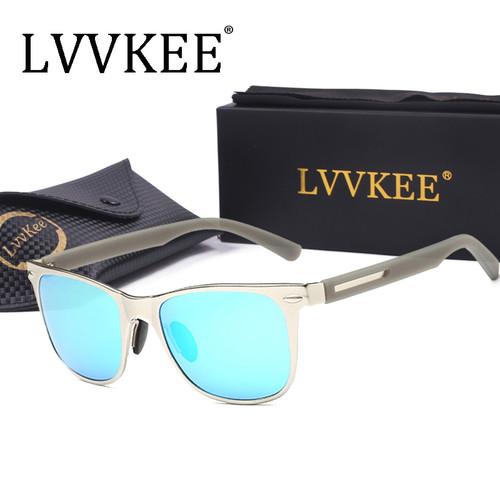 LVVKEE 2017 Band Design Traveling Polarized Sunglasses Women/men Driving Sun Glasses Retro UV400 Eyeglasses RAYS oculos de sol