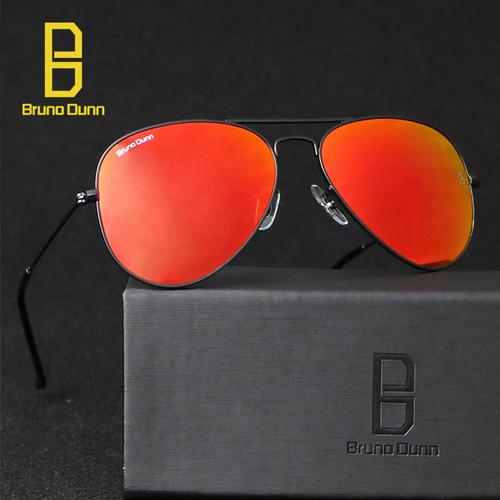 2018 Aviator Sunglasses Women Men Brand Designer Sun Glases for Male Oculos Aviador De Sol Masculino Ladies Sunglases 3025 Ray