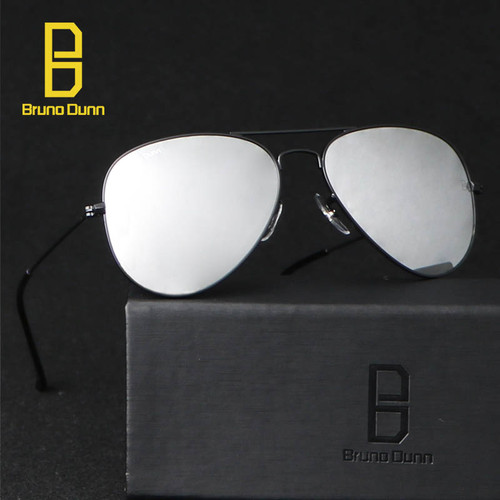 2018 Aviator Sunglasses Women Men Brand Designer Sun Glases for Male Oculos Aviador De Sol Masculino Ladies Sunglases 3025 Ray