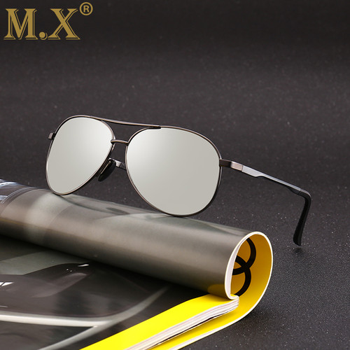 2018 Pilot Photochromic Sunglasses Men Driving Polarized Sun Glasses Chameleon Driver Safety Night Vision Goggles Glasses UV400